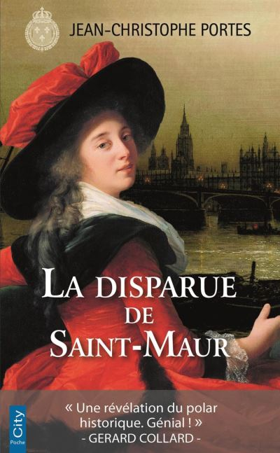 La disparue de Saint-Maur (T.3) - 9782824647944 - 6,99 €