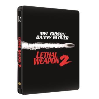 L'Arme fatale 2 Steelbook Blu-ray