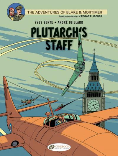 Blake & Mortimer - tome 21 Plutarch's Staff