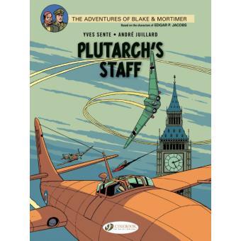 Blake et MortimerBlake & Mortimer - tome 21 Plutarch's Staff
