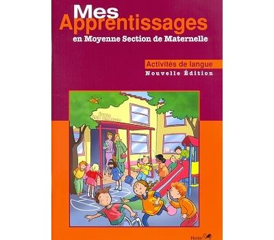 Mes apprentissages ms langage ned