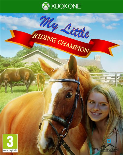 My Little Riding Champion Xbox One