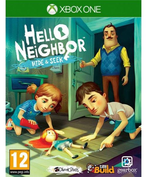 Hello Neighbor Hide and Seek Xbox One