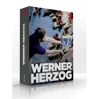 Coffret Werner Herzog Volume 2 1976-1982 Combo Blu-ray DVD