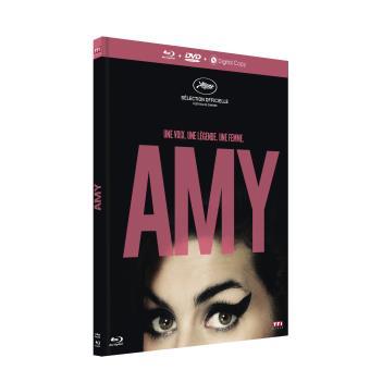 Amy Combo Blu-ray + DVD