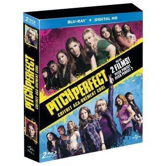 Coffret Pitch Perfect 2 films Blu-ray + UV