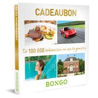Bongo Cadeaubon 99,90