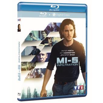 MI-5 Infiltration DVD