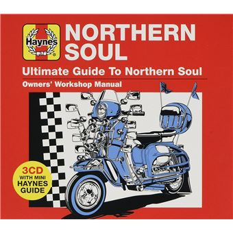 Haynes ultimate guide to north/3CD