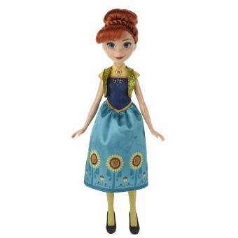 Poupée Anna Fête Givrée La Reine des Neiges Frozen 30 cm