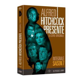 Alfred Hitchcock présenteAlfred hitchcock presente saison 7
