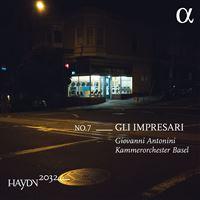 Haydn2032 Volume 7 Gli Impresari