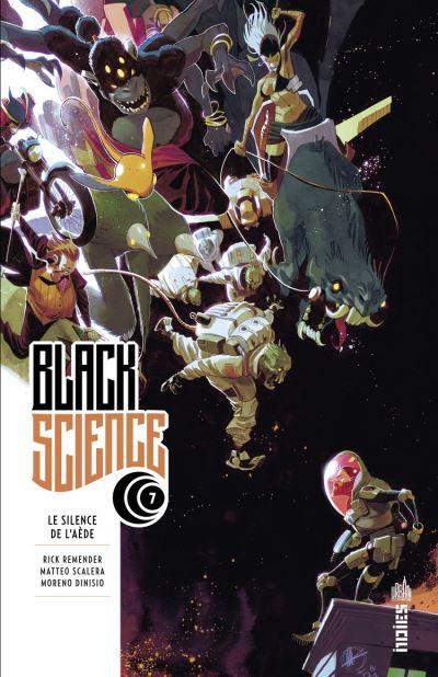 Black Science - Tome 7 - 9791026830108 - 9,99 €