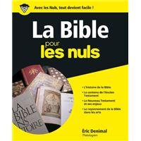 Bible Pour les nuls (La)