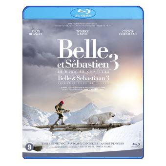 BELLE ET SEBASTIEN 3-BIL-BLURAY