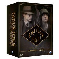 Babylon Berlin L'intégrale des Saisons 1 à 3 DVD