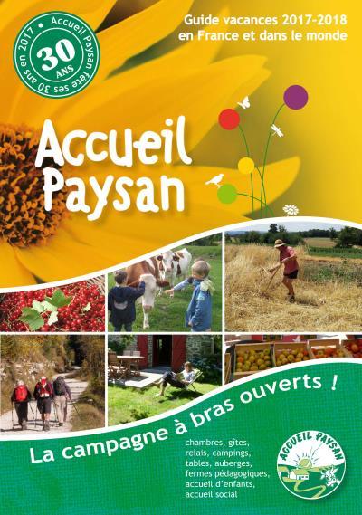 Guide vacances Accueil Paysan