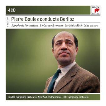 Boulez Conducts Berlioz - 4CD