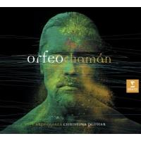 "Orfeo Chaman Edition Deluxe Exclusivité Fnac Inclus le DVD Bonus ""Orfeo Chaman"""