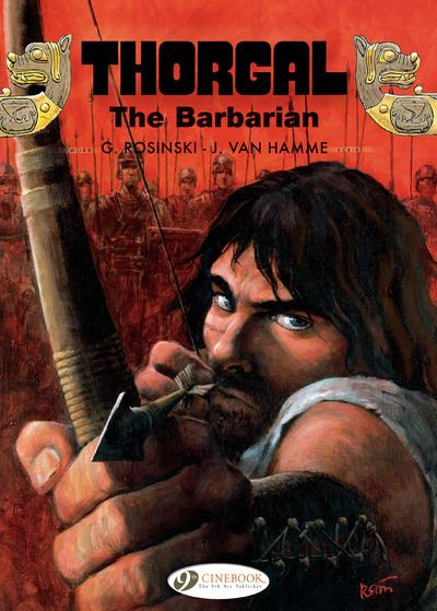 Thorgal - volume 19 The barbarian