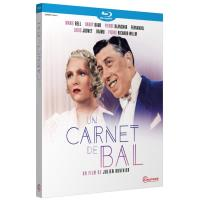 Un carnet de bal Blu-ray