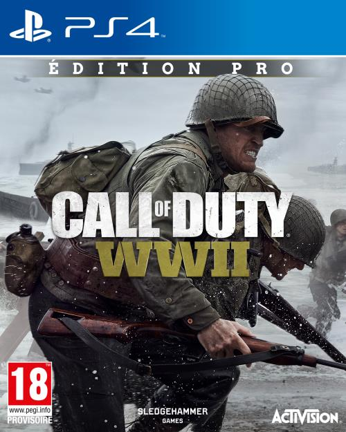 Call of Duty WWII Edition pro PS4