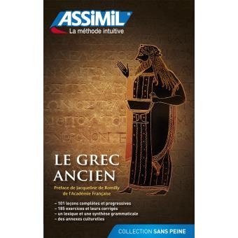 Le Nouveau Grec Sans Peine Pdf