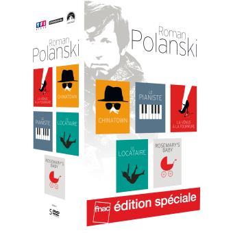 Coffret Polanski Edition spéciale Fnac DVD