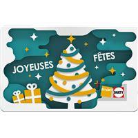 Carte Cadeau Fnac Pour Noel.E Cartes Cadeaux Fnac Darty 15 E Cartes Et Coffrets