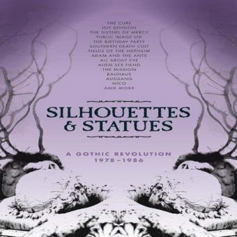 Silhouettes & Statues : A Gothic Revolution 1976-1986 Coffret