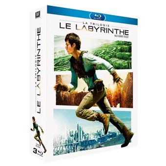 L'épreuveLe Labyrinthe La Trilogie Coffret Blu-ray