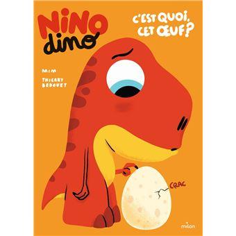 Nino DinoNino Dino - Pas de bébé à la maison!