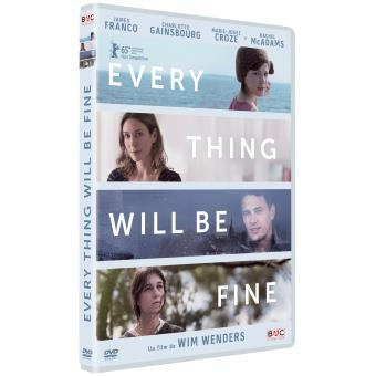 Every thing will be fine DVD