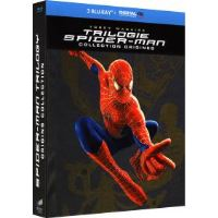 Spider man origins trilogie/inclus bluray bonus/uv