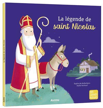 La legende de saint nicolas (grand format)