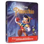 Pinocchio Steelbook Edition spéciale Fnac Blu-ray