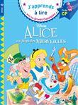 SAMI ET JULIE PREMIERES LECTUR - Alice au Pays des Merveilles CP Niveau 3, Cycle 2