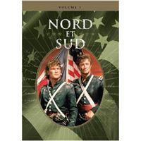 Nord et Sud Saison 3 DVD