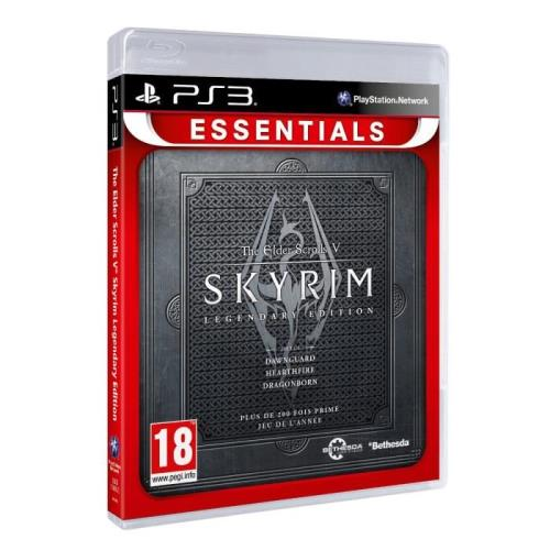 Skyrim Legendary Essentials PS3