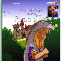 Daniel Prevost lit Peau d'âne