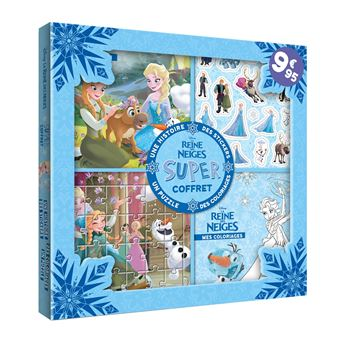 Frozen, La reine des neigeReine des neiges coffret