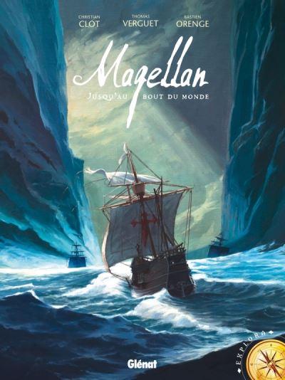 Présentation vidéo - Magellan, jusqu'au bout du monde