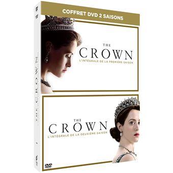 The CrownCoffret The Crown Saisons 1 et 2 DVD