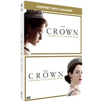 Coffret The Crown Saisons 1 et 2 DVD