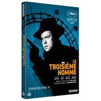 Le troisième homme DVD
