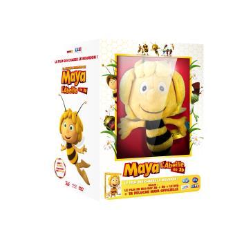 La grande aventure de Maya l'abeille Blu-ray 3D
