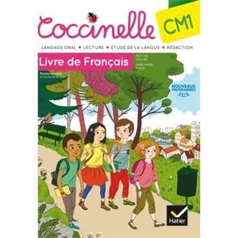 Coccinelle Francais Cm1 Ed 2016 Manuel De L Eleve
