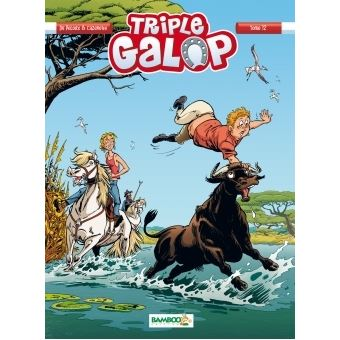 Triple galopTriple galop