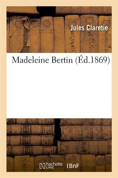 Madeleine bertin