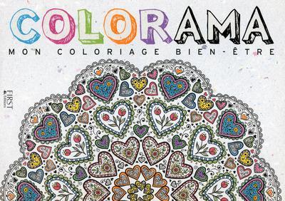 Colorama, Mon coloriage bien être
